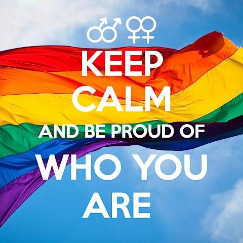 LGBT Keep Calm